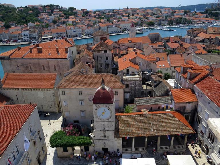 Tirogir Old Town, Croatia © Pixabay