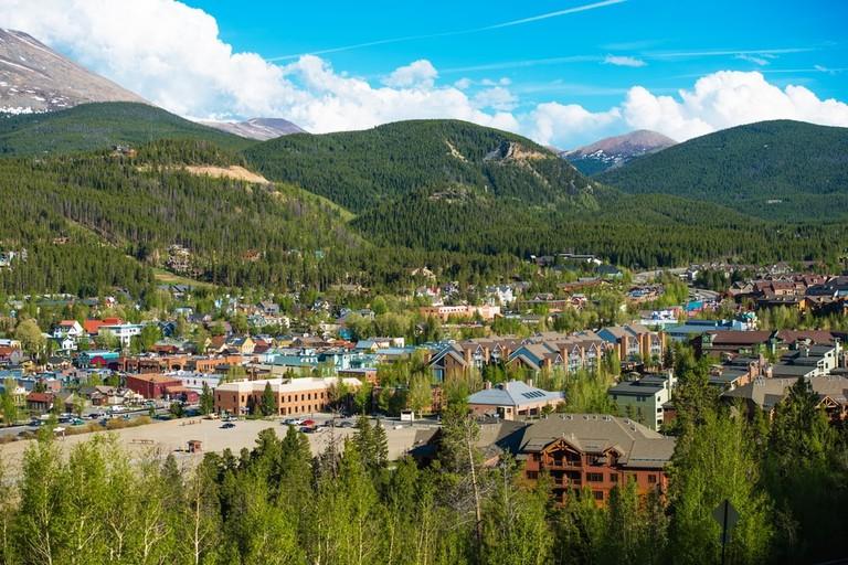 Breckenridge Town, Colorado | © welcomia/Shutterstock