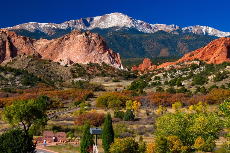 Manitou Springs, Colorado | © John Hoffman/Shutterstock