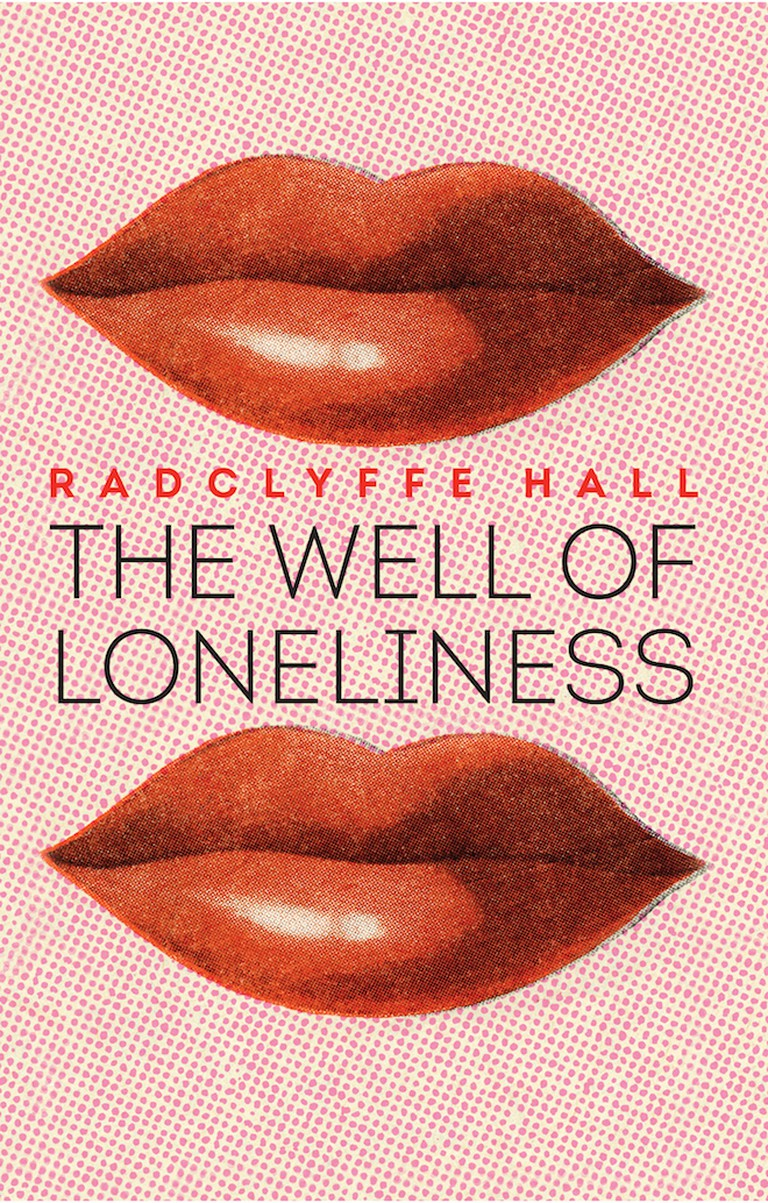 Radclyffe Hall: 'The Well of Loneliness'   Image Courtesy of Hesperus Classics