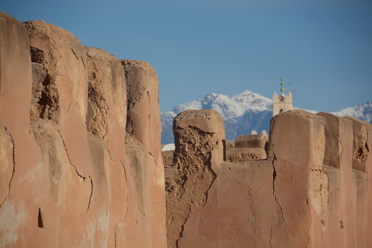 Ramparts, Taroudant | ©Panegyrics of Granovetter/Flickr