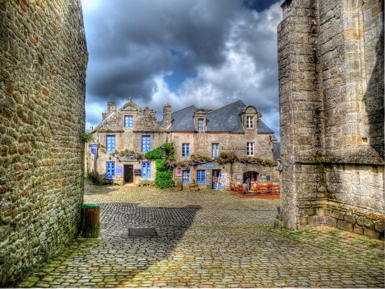 Locronan, Brittany |©alainlm/Flickr