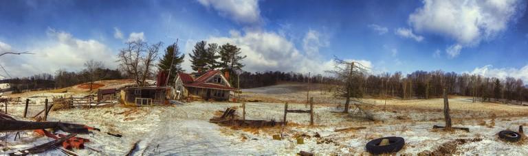Floyd County, Virginia | ©Donnie Nunley/Flickr