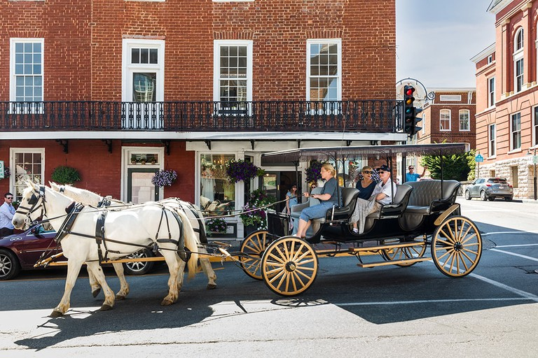 Chris Weisler for Lexington & the Rockbridge Area Tourism Development