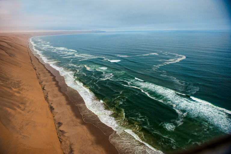 Skeleton Coast National Park, Namibia ©Marzia franceschini / Shutterstock