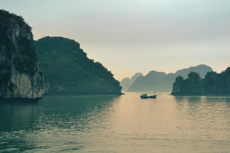 Halong Bay, Vietnam ©Unsplashed