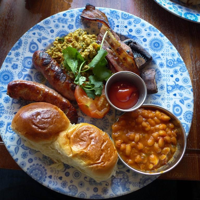 Breakfast at Dishoom | ©Scott Dexter/Flickr