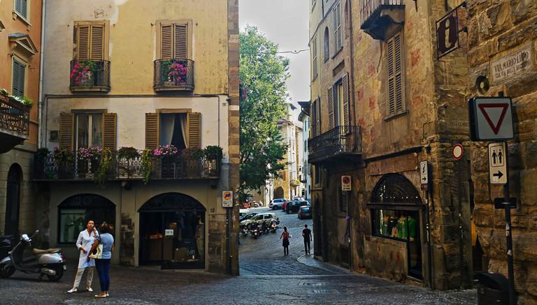Bergamo, Italy © dorinser/Flickr