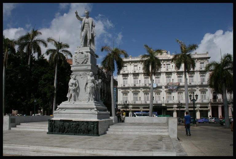 José Martí statue ©Matthias Schack