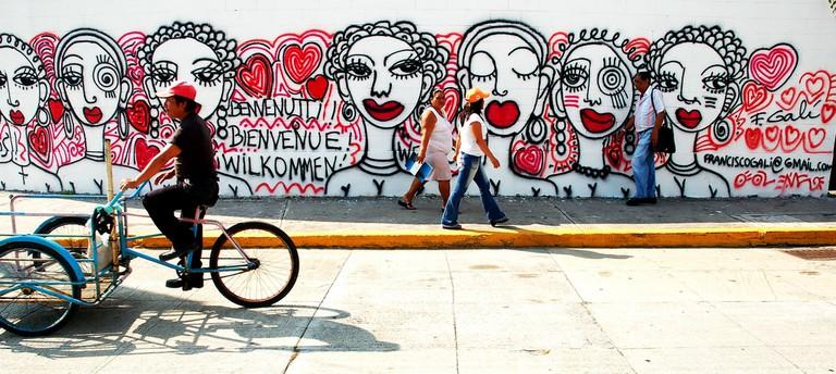 Veracruz Street Art © Jorge Diaz