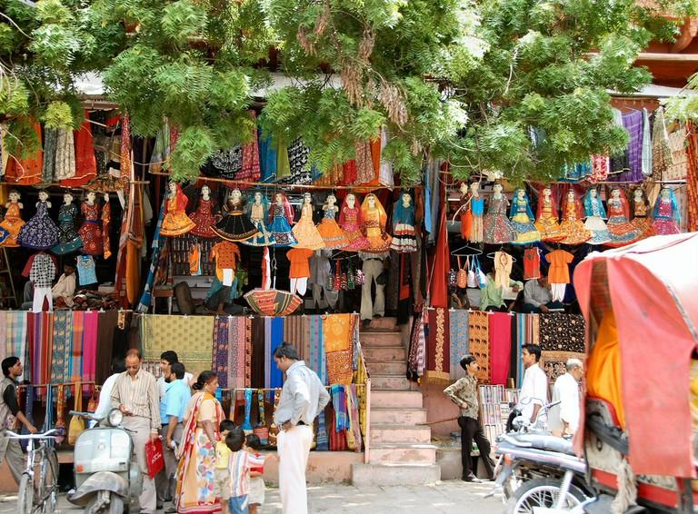 Jaipur, India| ©robphoto/flickr