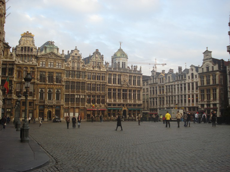 Grand Place |©Kevin Gibbons/Flickr
