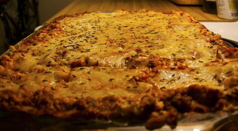 Lasagna |© Brandon O'Connor/Flickr