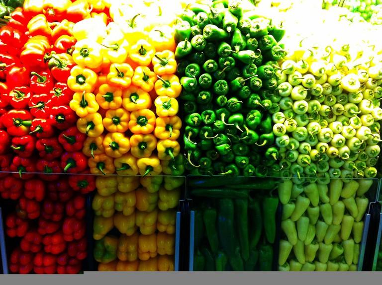Fresh Mexican Produce  © ryan harvey
