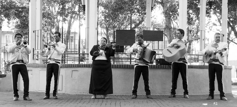 Mariachi Band © CrashingWaves