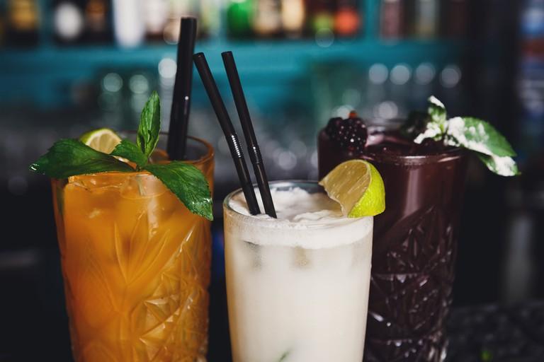 Cocktails   © Prostock-studio/Shutterstock