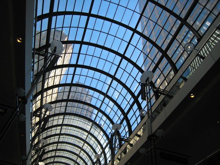 Crocker Galleria | © Sharon Mollerus/Flickr