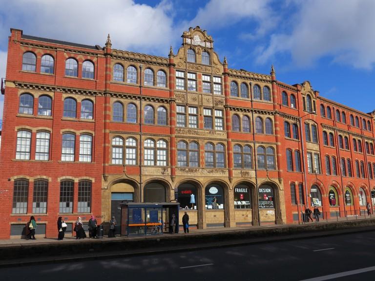 Custard Factory in Digbeth, Birmingham | © HelenCobain/Flickr