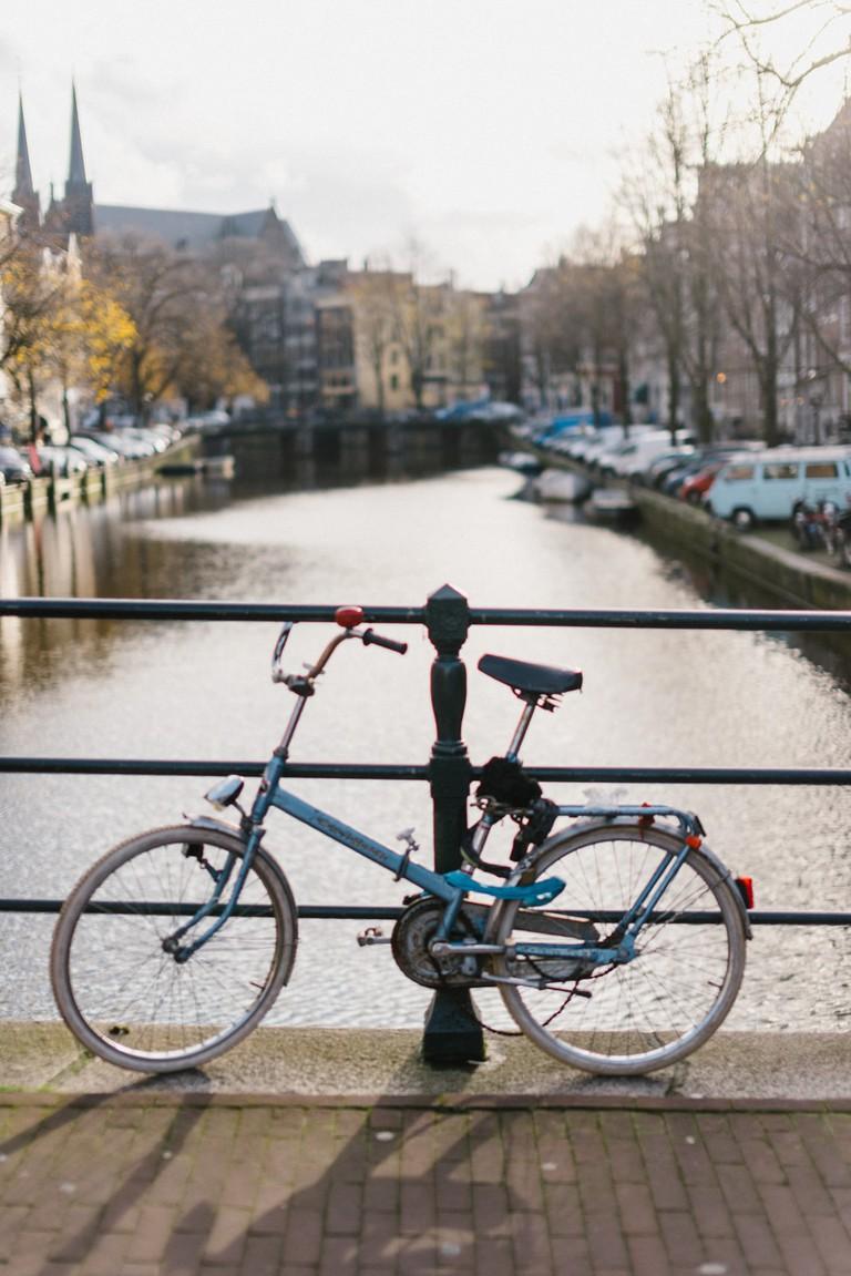 Jordaan District-Amsterdam-Netherlands