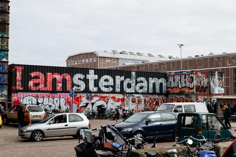 Amsterdam Noord Area-Amsterdam-Netherlands