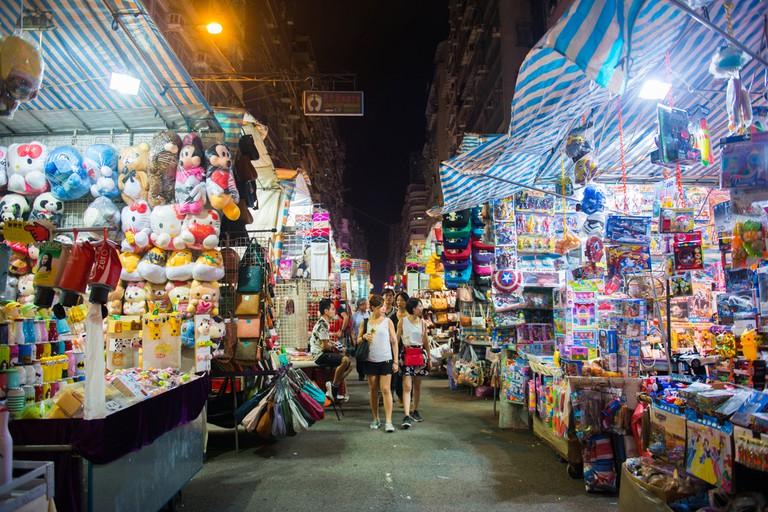 Ladies Market |© MosayMay/Shutterstock