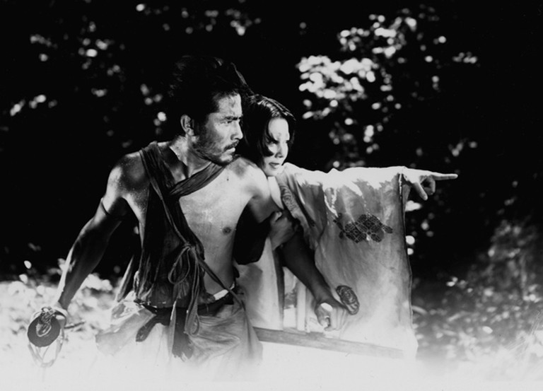 Rashomon (1950)   © japanesefilmarchive/Flickr