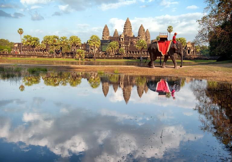 Cambodia, Siem Reap, Angkor ©Banana Republic images
