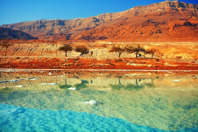 Dead Sea, Israel | © vvvita/Shutterstock