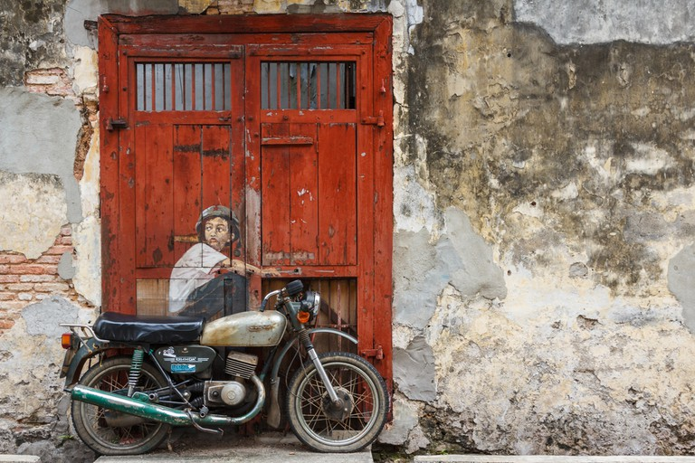 George Town,Penang Malaysia © Lev Levin