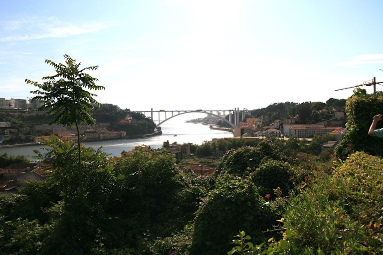 View from Solar Do Vinho Do Porto | © Bernt Rostad/Flickr