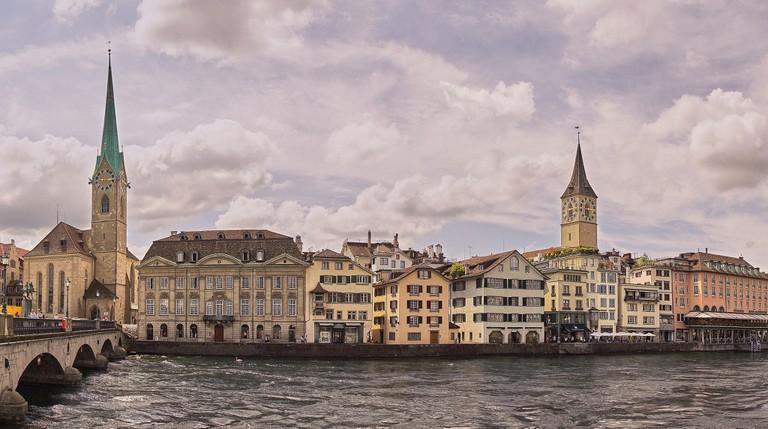 Zurich | © Pedro Szekely/Flickr