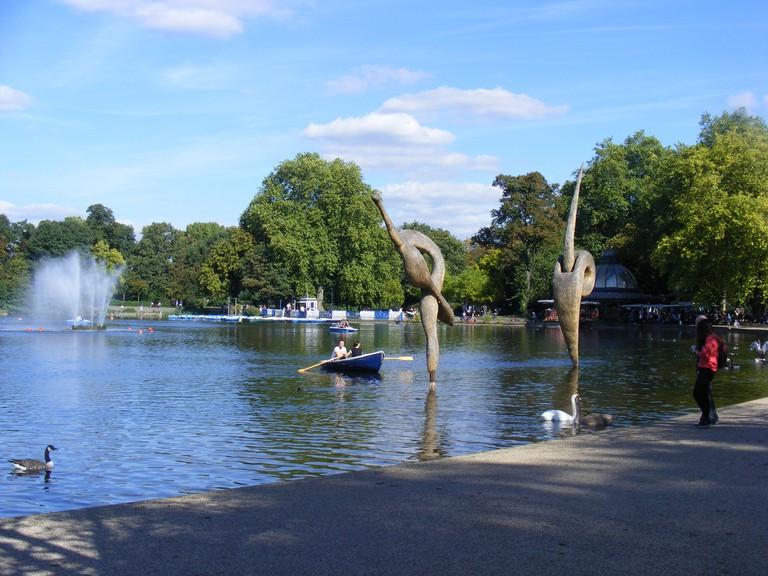 Victoria Park East London ©Sludge G