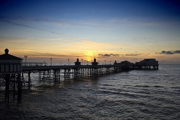 North Pier Sunset © Michael D Beckwith/Flickr