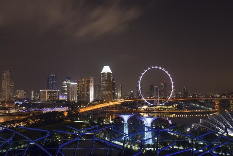 Singapore Flyer © Lenny K Photography