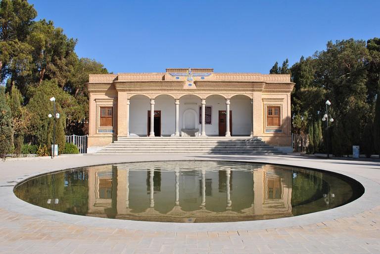 Zoroastrian Fire Temple in Yazd | © Wikicommons
