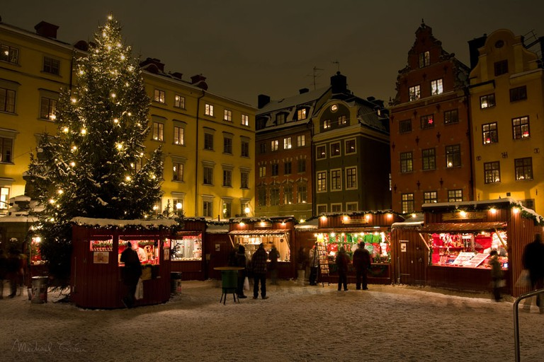 Old Town, Stockholm |© Michael Caven/Flickr