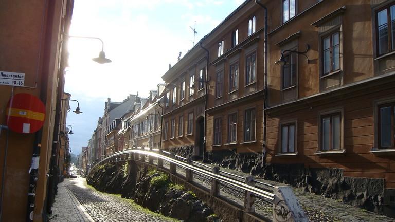 Södermalm, Stockholm  © Solis Invincti/Flickr