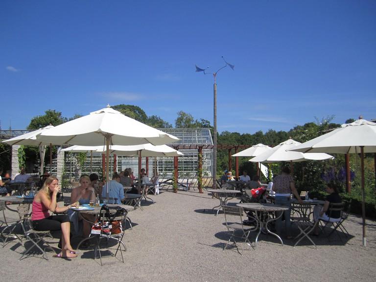 Rosendals Garden Café  © La Citta Vita/Flickr