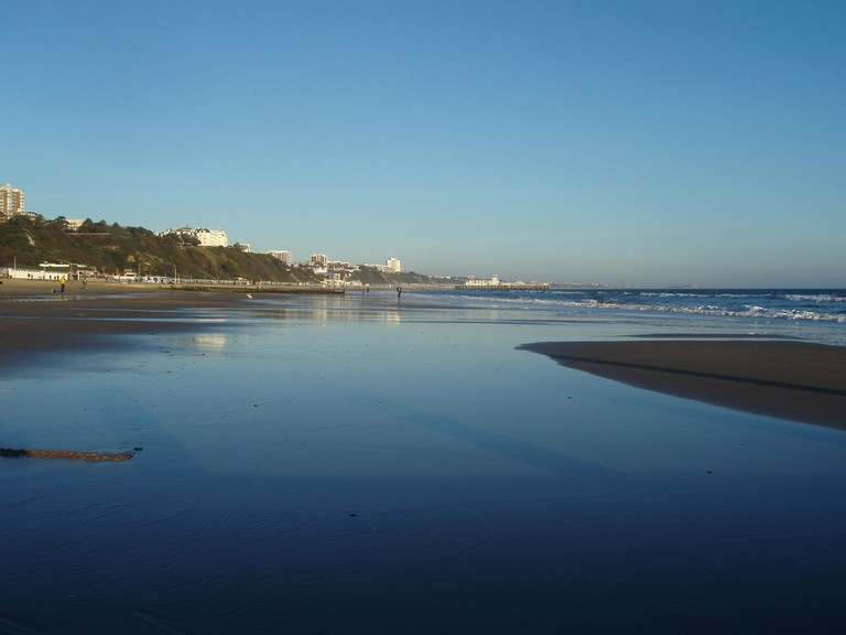Bournemouth Bay | ©Lets Go Out Bournemouth and Poole/Flickr