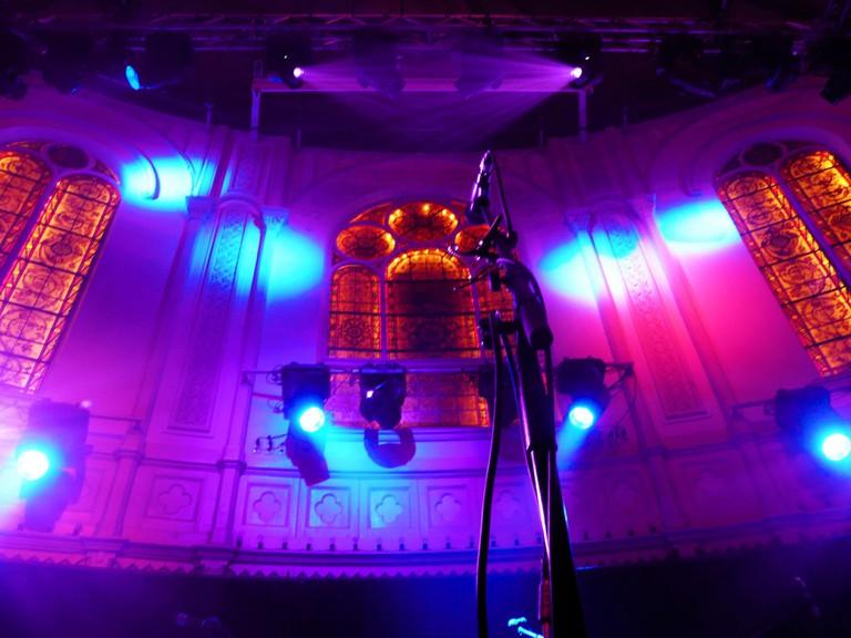 LED Stage Lights © Jana Reifegerste