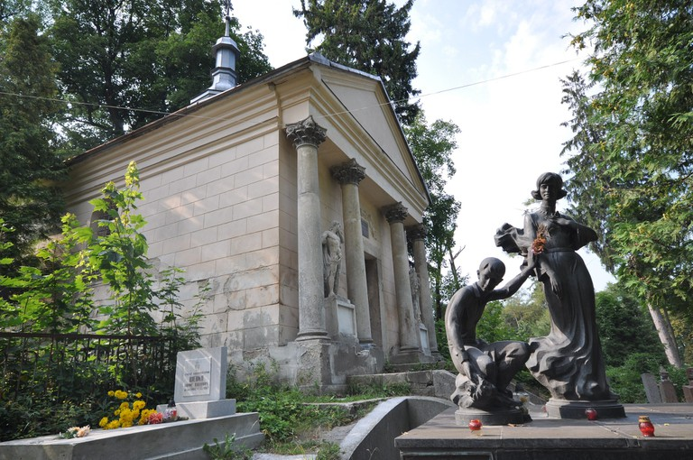 Lychakiv Cementery