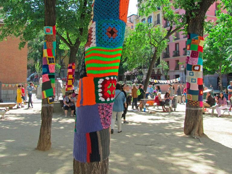 Plaza Dos de Mayo   © Tejiendo Malasaña /Flickr