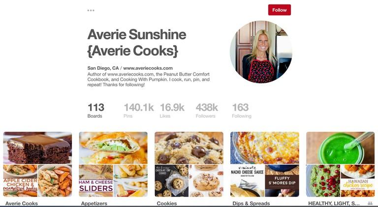 Averie Sunshine | Averie Cooks | Courtesy of Averie Cooks
