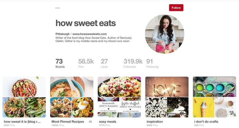 How Sweet Eats © How Sweet Eats