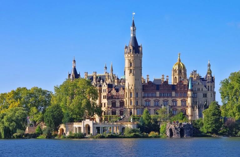 Schwerin Palace, Germany