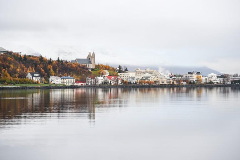 Akureyri, Iceland | ©Zephyr_p/Shutterstock