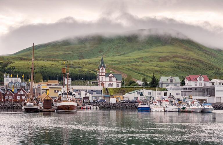 Húsavík, Iceland | © Andrew Paul Deer/Shutterstock