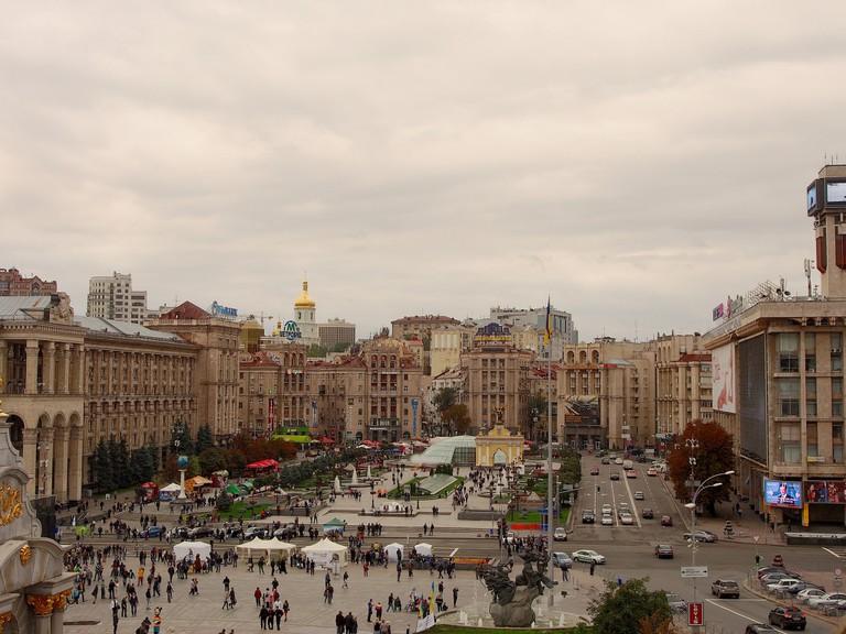 Maidan Nezalezhnosti