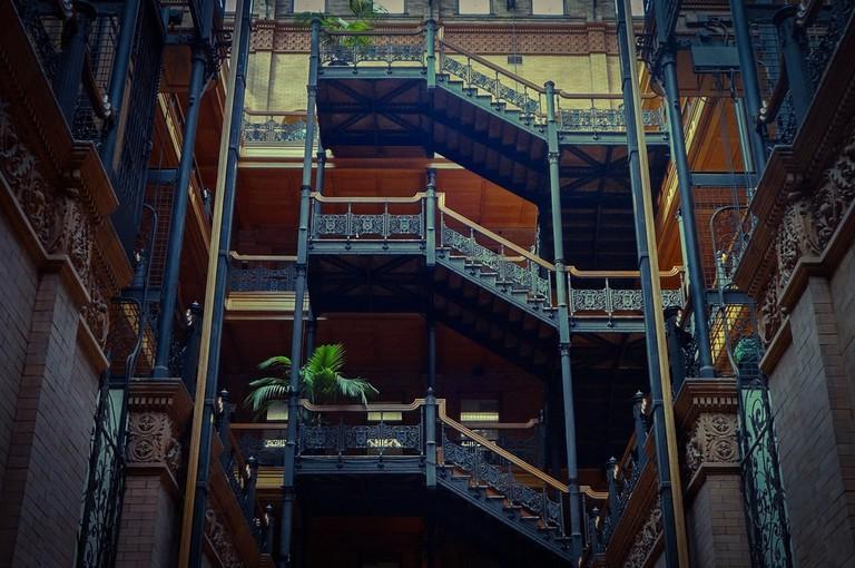 Bradbury Building   © Craig Dietrich/Flickr