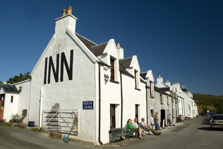 The Stein Inn |© Bryan Ledgard/Flickr